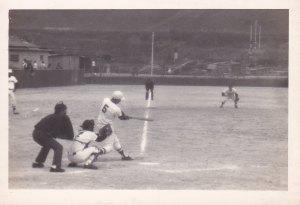 高校時代 野球の写真