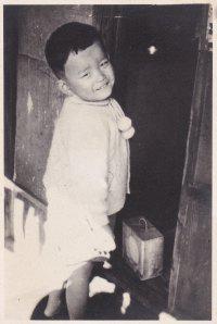 赤ちゃん時代の写真